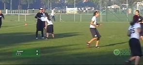 EUCF2011: Women's Semi - Iceni v E6