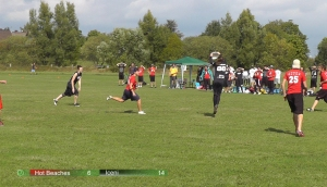 EUCF2012: Hot Beaches v Iceni