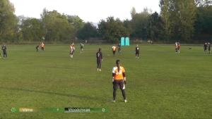 EUCF2012: Women's Semi - Viima v Woodchicas