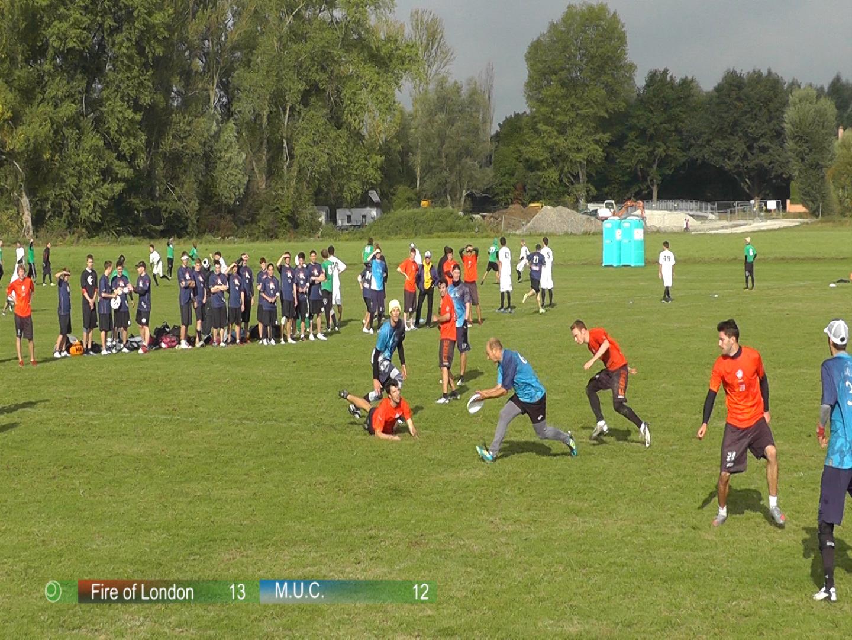 EUCF2012: Fire v M.U.C.