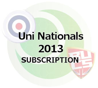 Uni Nationals 2013 Subscription