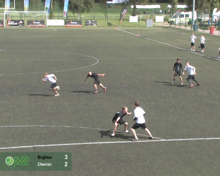 UKU Club Nationals 2012: 3v4 - Brighton v Chevron