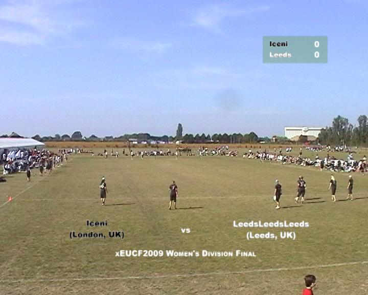 xEUCF 2009: Women's Final - Iceni v LeedsLeedsLeeds