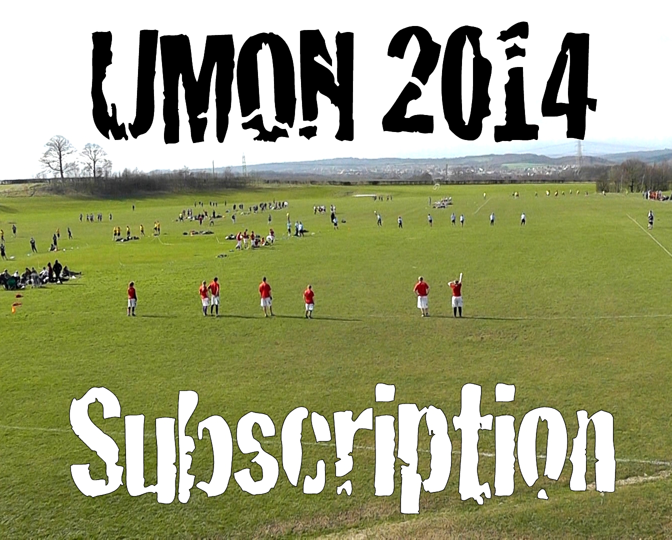 UMON 2014 Subscription Package