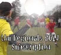 Uni Regionals 2014 Subscription