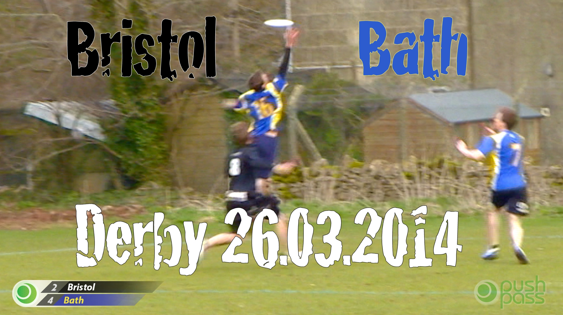 Bristol v Bath Derby - 26.03.2014