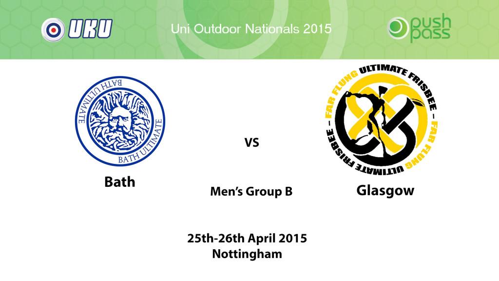 UOWON 2015: OB - Bath v Glasgow