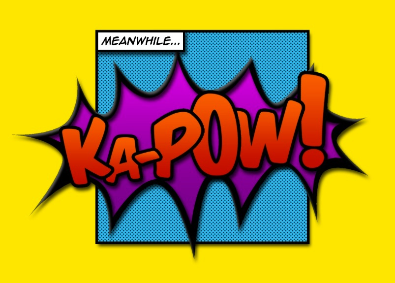 Ka-Pow! 2011-2015 Group Saver